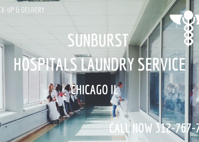 Hospitals & Health Care Laundry Service in Chicago IL | Sunburst Commercial Laundry